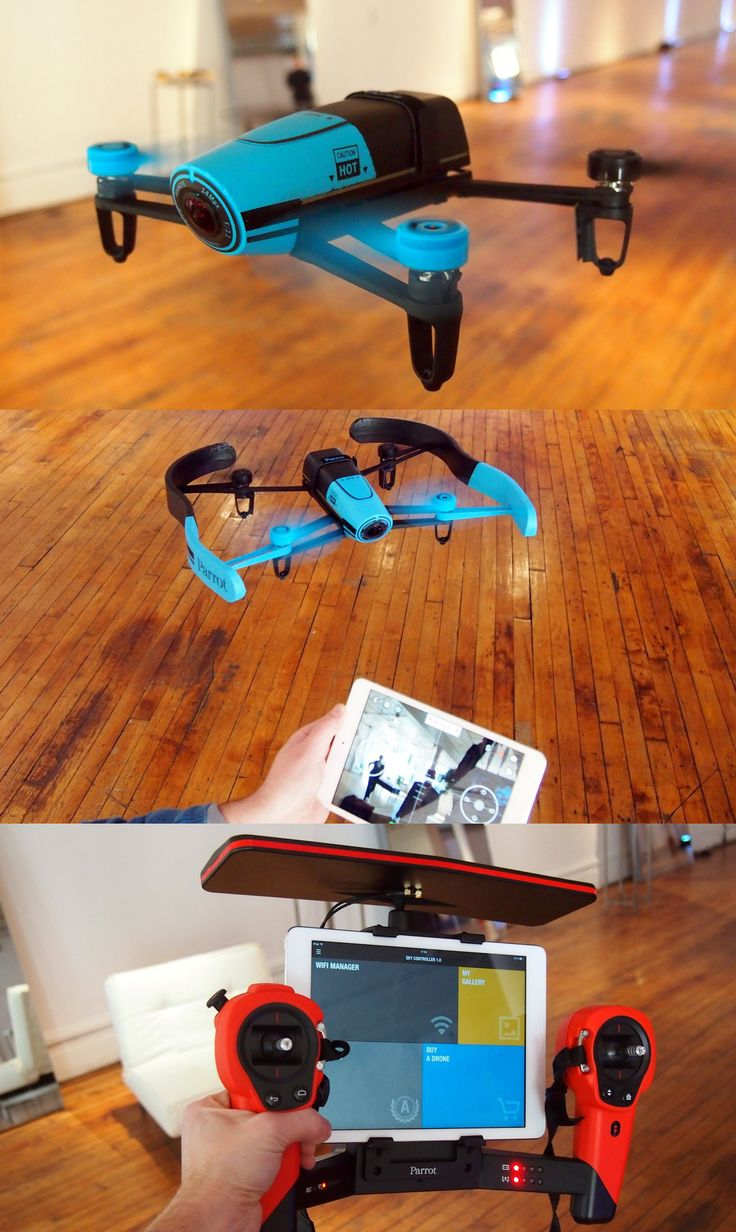 Parrot's Bebop Drone to capture incredible pictures and